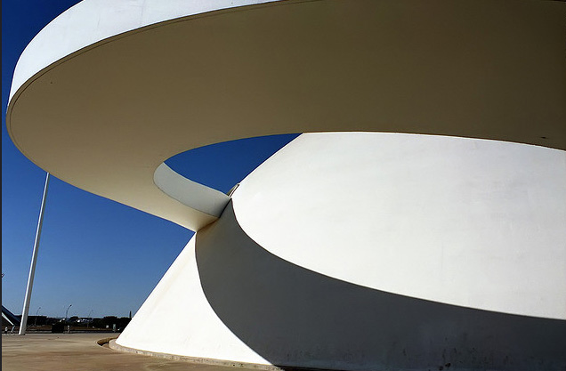 Museu Honestino Guimarães - Imagem: Eric Wienke/ Fickr CC