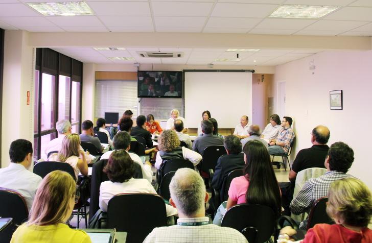 Seminário de março de 2015.