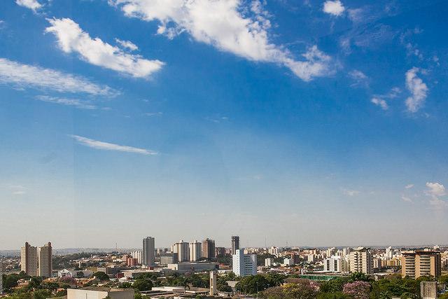 Panorama de São José do Rio Preto. Imagem: Governo de São Paulo/FlickrCC.