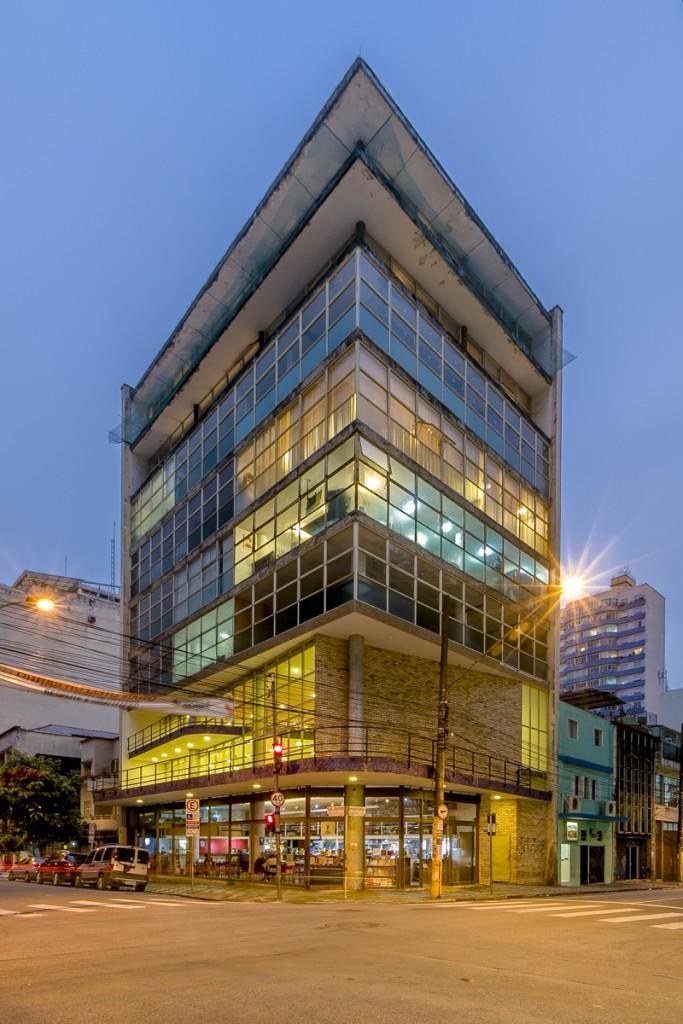 prédio do IAB-SP