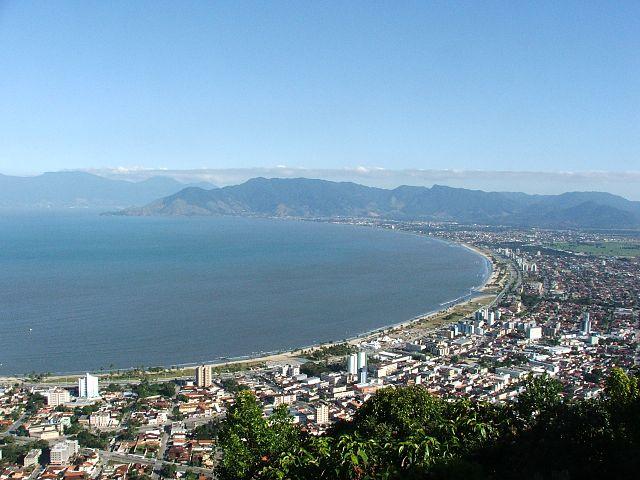 Panorama de Caraguatatuba/SP