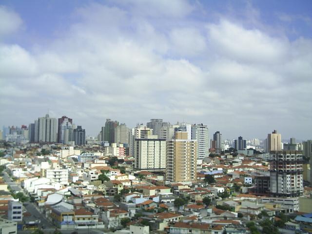 Panorama de São Caetano do Sul/SP