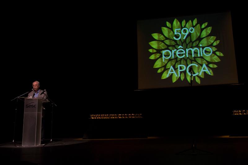 Premiação APCA 2016