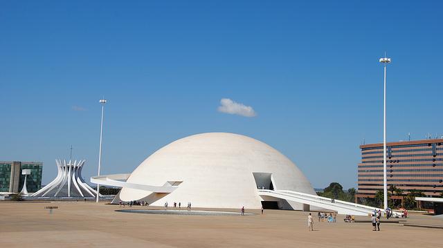 Museu Nacional, Brasília