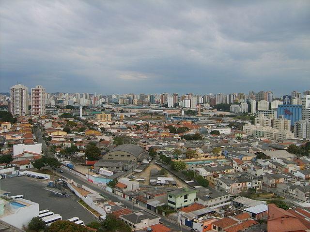 Panorama de Santo André/SP