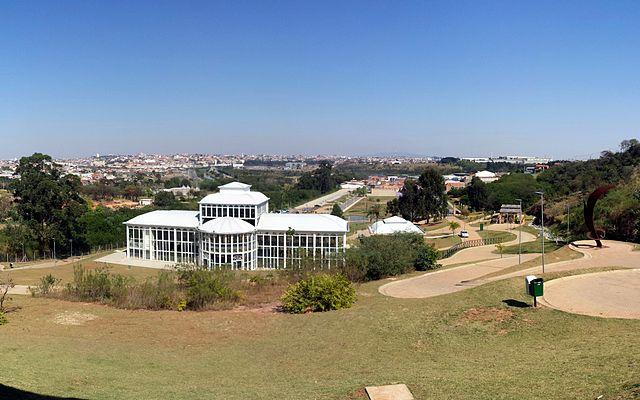 Jardim Botânico de Sorocaba. Imagem: Wikimedia Commons.