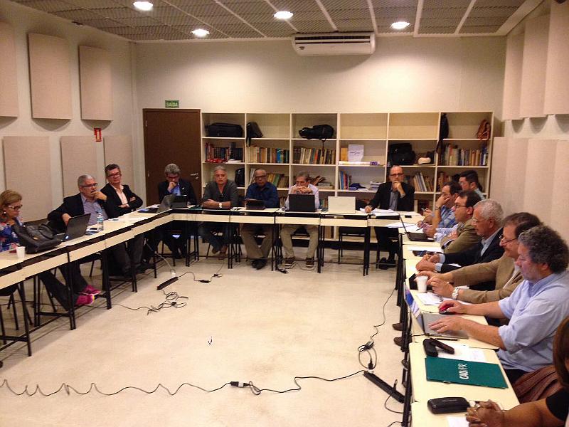 Reunião do Fórum de Presidentes em Brasília/DF.