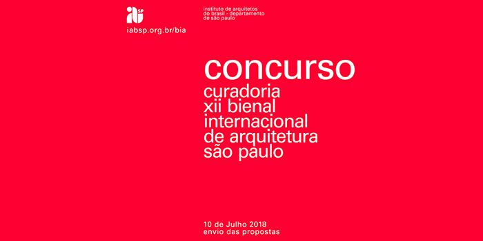 XII Bienal Internacional de Arquitetura de São Paulo