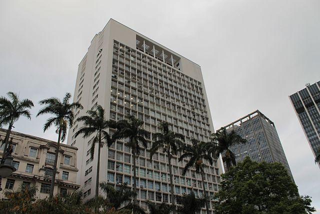 Edificio CBI Esplanada