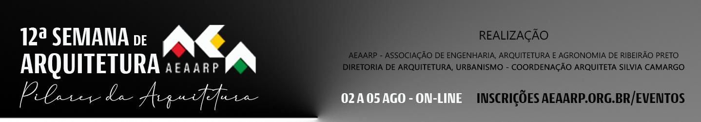 12ª Semana de Arquitetura AEAARP